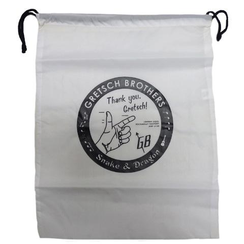 JOHNNY KOOLジョニークール 巾着袋 即納送料無料 送料無料激安祭 GRETSCH JK-8103B BROTHERS