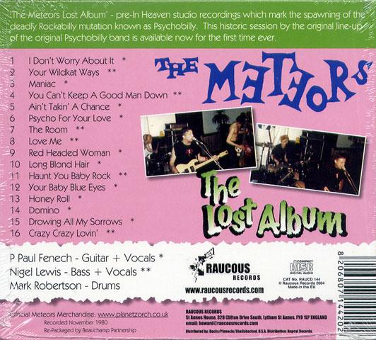 And Rakuten Market Lost Rock Album Global Sos Meteors Shop The