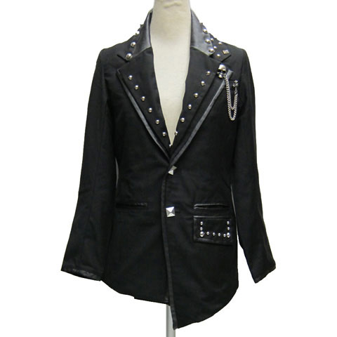 SEXPOT sex pot x AKIRA collaboration STUDS PUNK jacket SB05072-101C