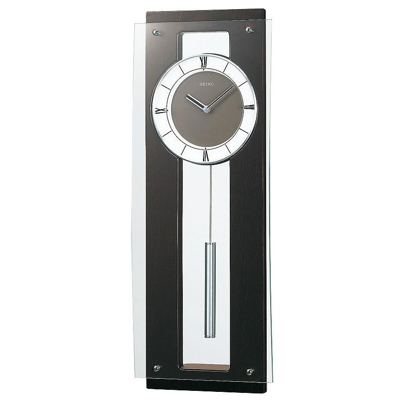 掛け時計のノベルティ 店舗 販促品 名入れ ギフト 記念品 時計 温度湿度 勤続記念 大特価 見積もり 電卓記念品 卒業 3万円以上送料無料 時計カテゴリの飾り振り子付掛時計