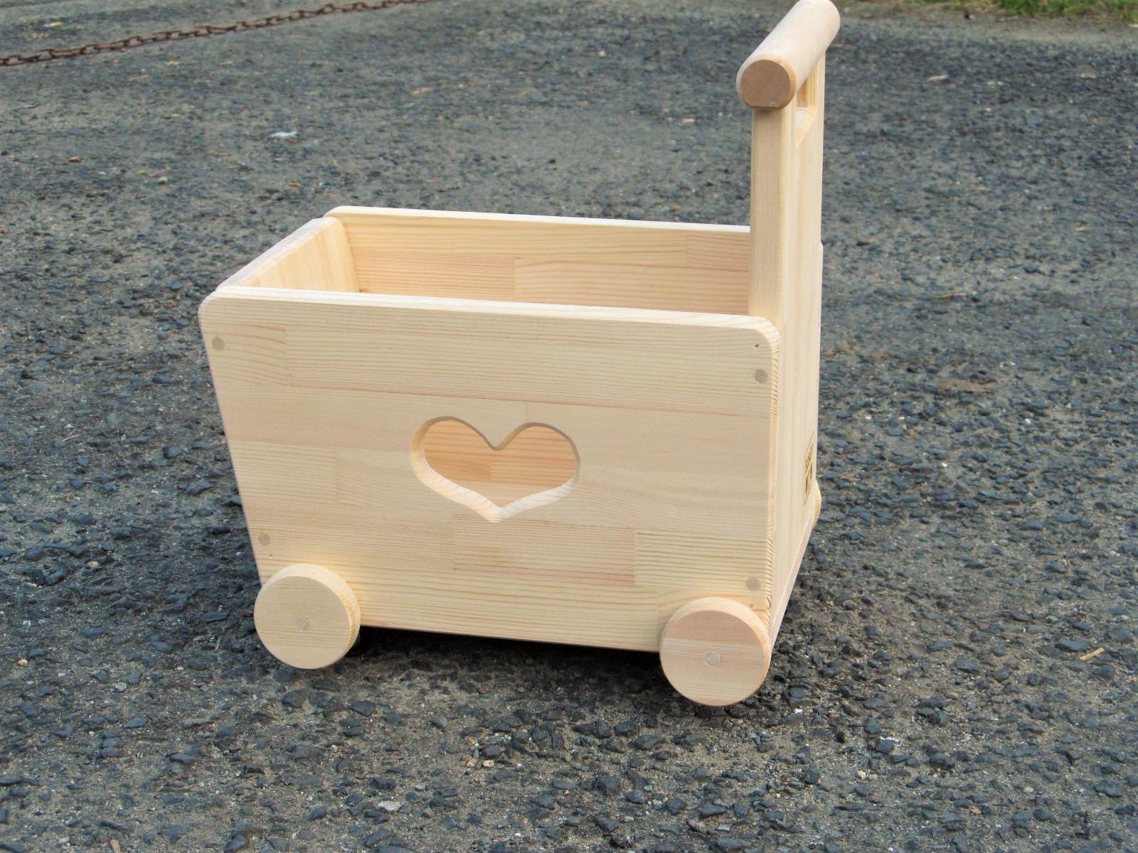 手作り木製 おもちゃも運べる手押し車-3型・両面透かし・御希望を仰ってくださいね・木製 知育 手作り 積み木 木のおもちゃ カタカタ 車 手押し車 リングボーイ 結婚式 出産祝い お誕生日