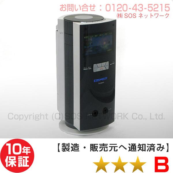 コスモドクター イオ9000(io9000) コスモヘルス株式会社 家庭用電位治療器 中古 10年保証付