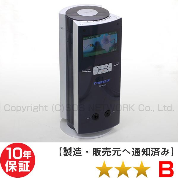 電位治療器 コスモドクター io9000(イオ9000) 10年保証付 【中古】(Z)