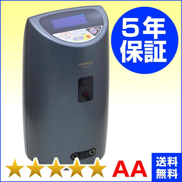 コスモドクター プロ・9000(PRO 9000)電位治療器 ★★★★★(程度AA)5年保証【中古】