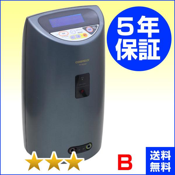 コスモドクター プロ・9000(PRO 9000)電位治療器 ★★★(程度B)5年保証【中古】