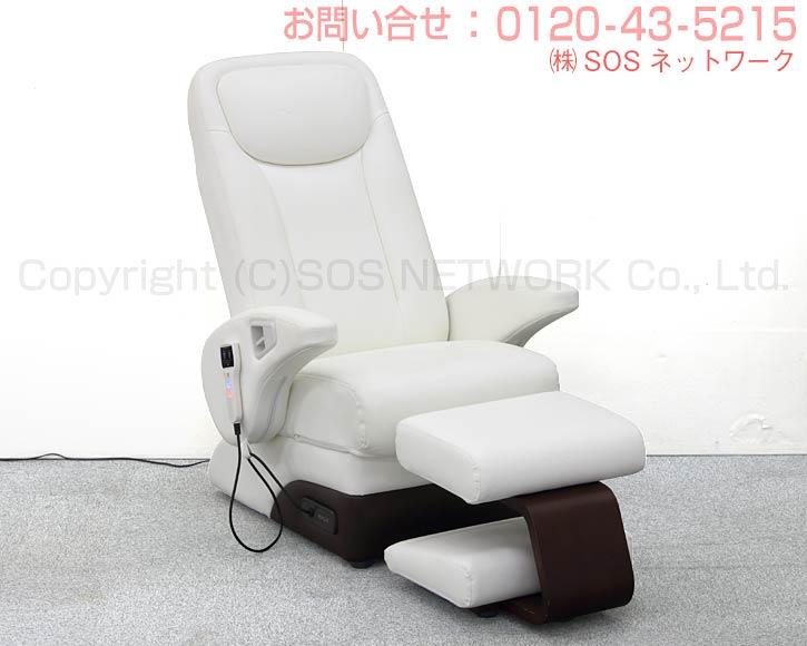 電位治療器 コスモドクター evaII(エヴァツー)椅子のみ【中古】(Z)