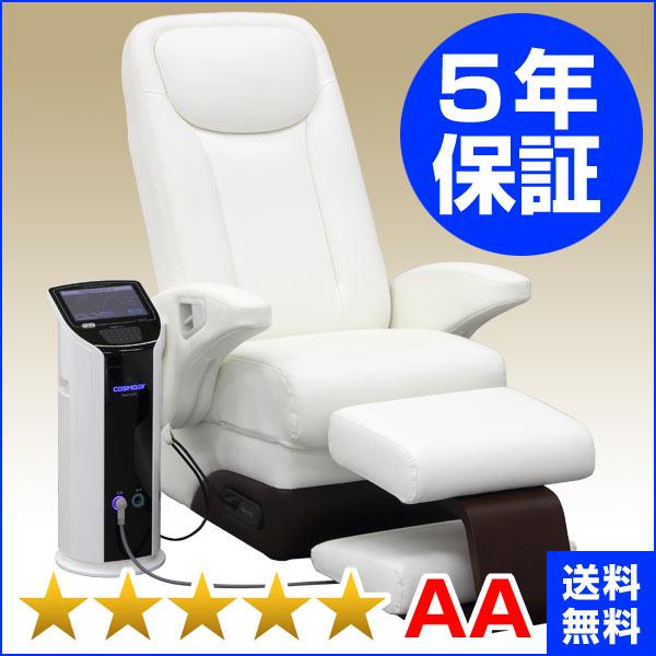 コスモドクター レボ14000(Revo14000)酸素椅子evaII(エヴァツー)セット ★★★★★(程度AA)5年保証 家庭用電位治療器(Revo_ev2-5-AA)