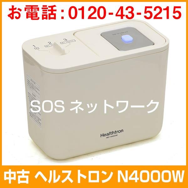 ヘルストロン N4000W 電位治療器【中古】(Z)