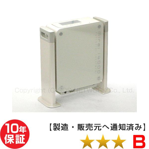 電位治療器 mirai14000(みらい14000)【中古】安心保証付(Z)10年保証