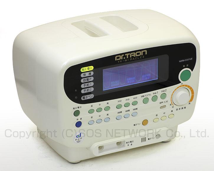 電位治療器 ドクタートロン YK-ミラクル8 【中古】7年保証
