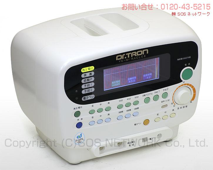 電位治療器 ドクタートロン YK-ミラクル8【中古】(Z)7年保証