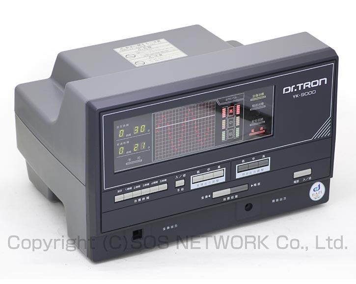 電位治療器 ドクタートロン YK-9000(黒) 【中古】(Z)7年保証