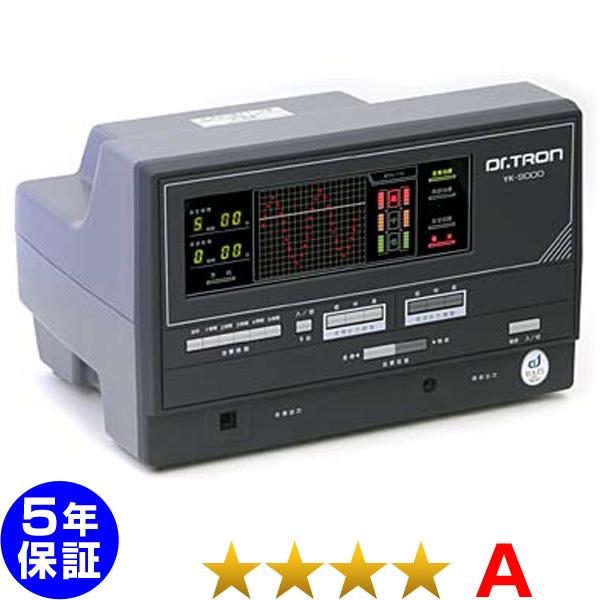 ドクタートロン YK-9000(黒)★★★★(程度A)5年保証 電位治療器【中古】