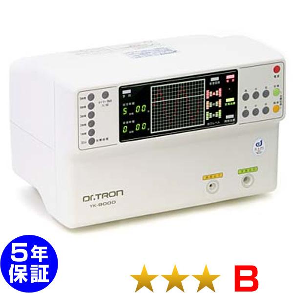 ドクタートロン YK-9000白タイプ 程度B 5年保証 株式会社ドクタートロン 電位治療器 中古