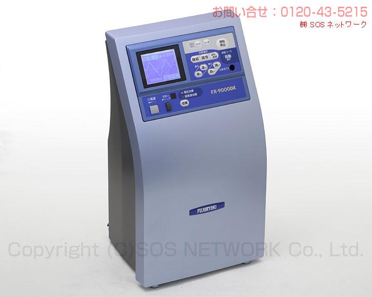 フジ医療器 FX-9000DX エレドックDX 7年保証【中古】電位治療器(Z)