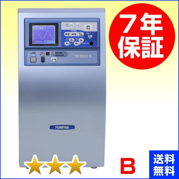 フジ医療器 FX-9000N エレドックN 電位治療器 ★★★(程度B)7年保証【中古】