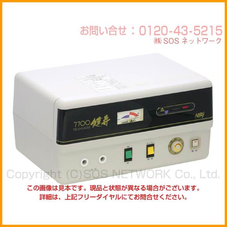 トランセイバー健寿7700現行型 電位治療器【中古】