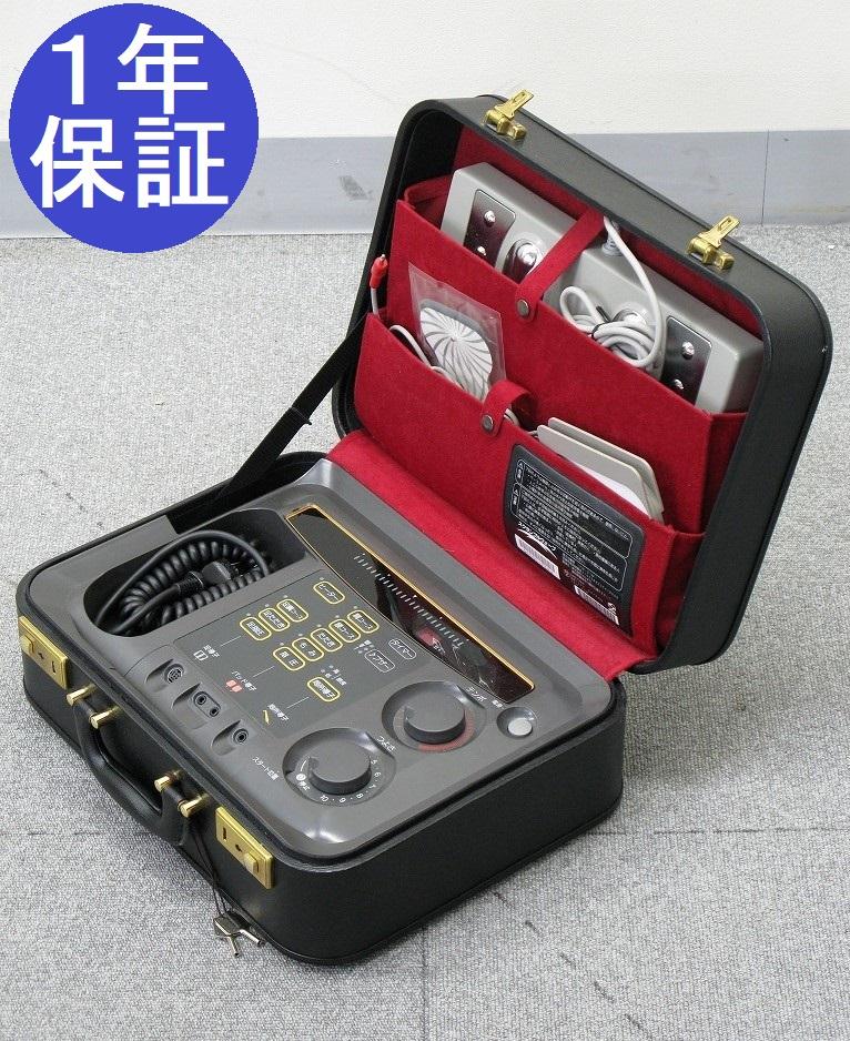マルタカ スクランブルウェーブ 1年保証付き 送料無料 中古 家庭用低周波治療器(電子治療器)