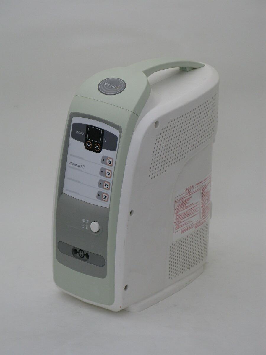 ぬくもり2 超短波治療器 伊藤超短波株式会社 パルス式治療器 中古 ひまわりSUN2 DUO 同等品 1年保証 市場限定特価 国内最安値級価格