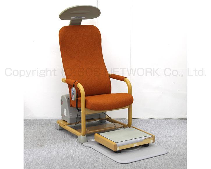 ヘルストロン H9000 【中古】電位治療器【Z】(-z-05) ※椅子の生地の色はベージュです