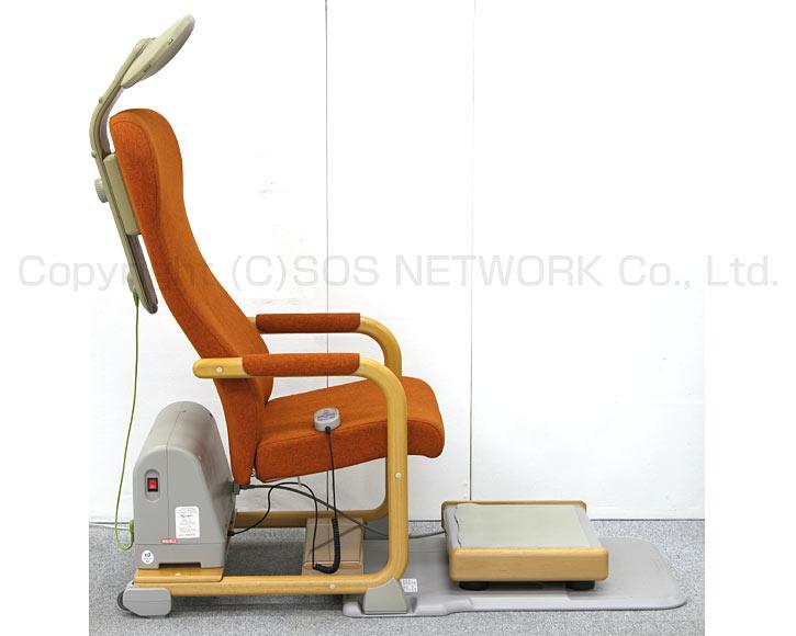 ヘルストロン H9000 【中古】電位治療器【Z】(-z-06) ※椅子の生地の色はベージュです