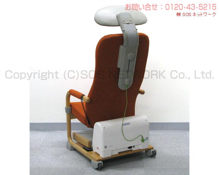 ヘルストロン H9000 【中古】電位治療器【Z】(-z-18) ※椅子の生地の色はベージュです