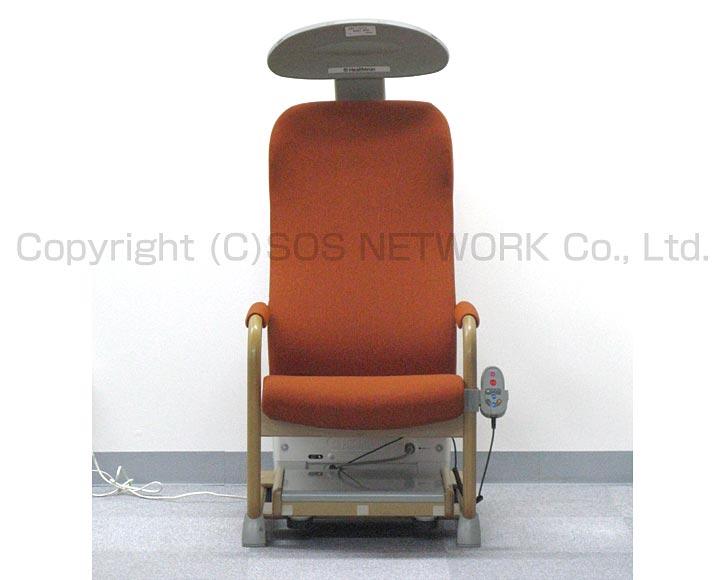 ヘルストロン H9000 【中古】電位治療器【Z】(-z-14) ※椅子の生地の色はベージュです