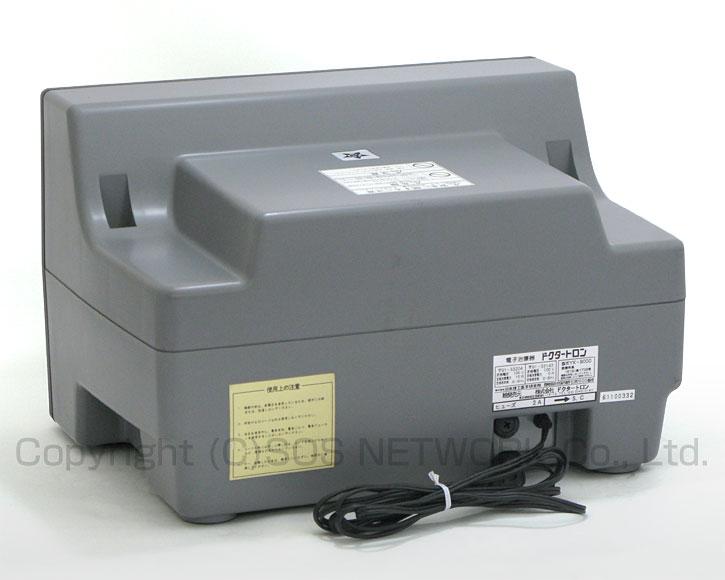 電位治療器 ドクタートロン YK-9000(黒) 【中古】(Z)7年保証-z-02