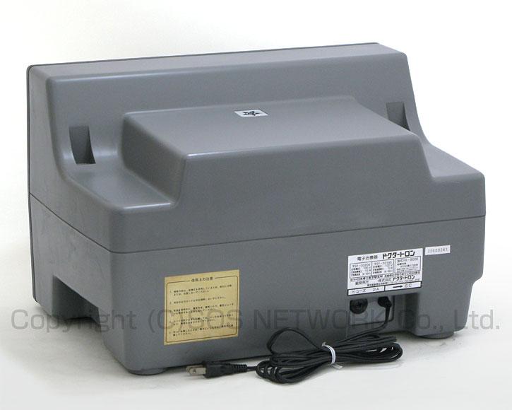 電位治療器 ドクタートロン YK-9000(黒) 【中古】(Z)7年保証-z-05