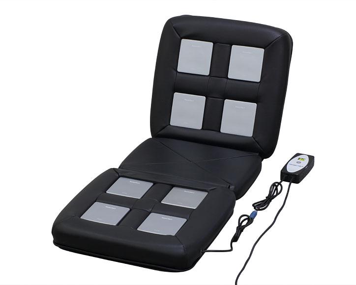 リラクゼーションパーク シートクッション ユニット8個タイプ ホーコーエン家庭用電気磁気治療器 ★★★(程度B)5年保証(Relax_seat_8-3-B) Magnetic therapy リラクゼーションパークSの前モデル