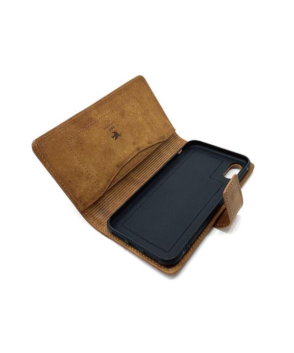 プエブロレザー iPhone case (X / XS)