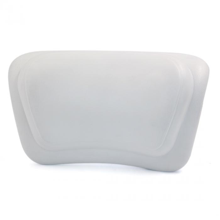 ソウテン uxcell お風呂 まくら ノンスリップ発泡快適バスタブ浴槽枕 家庭用ソフトネックバック