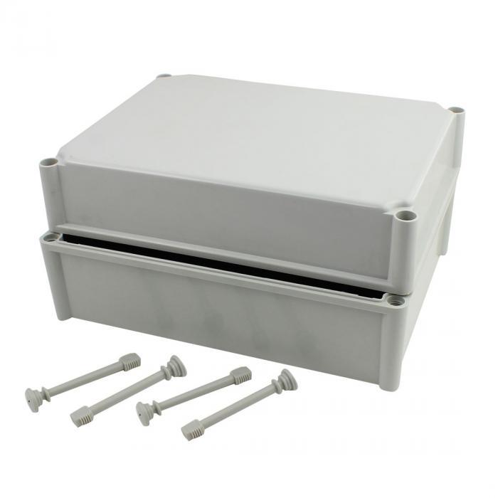 ソウテン 接続箱 防塵 IP65 ジャンクションボックス ABS ラバー ジャンクションボックス