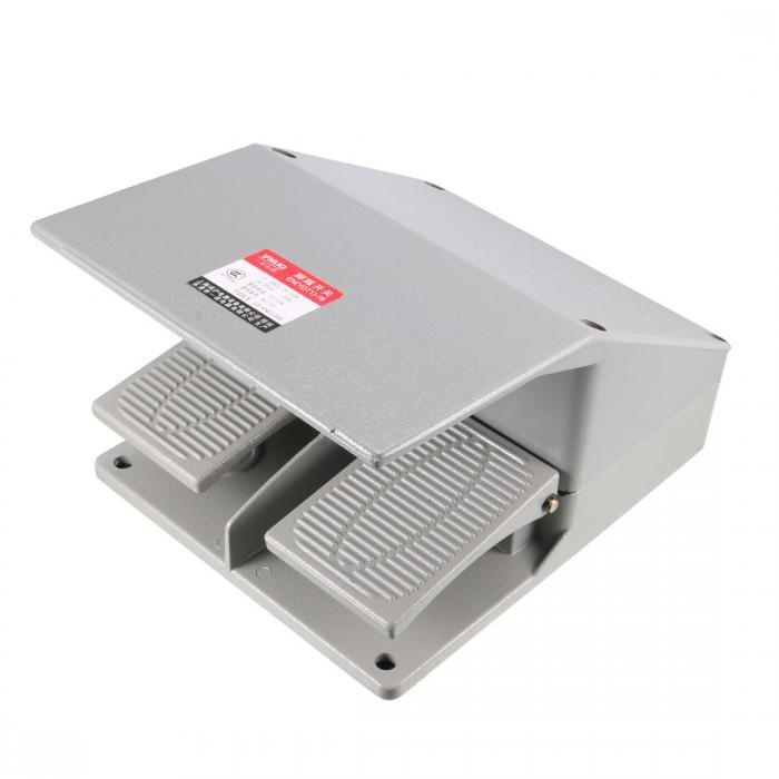ソウテン EN-16 SPDT 2NO 2NC ペダルスイッチ