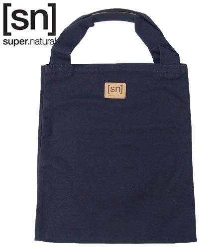 【sn】super.natural スーパーナチュラル メンズ・レディース CANVAS TOTE BAG / キャンバス トートバッグ G007001-925