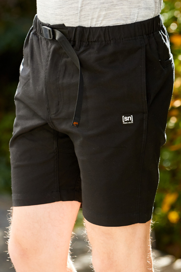 【sn】super.natural スーパーナチュラル メンズ M ROKX x [sn] Shorts / ハーフパンツ M80001-925