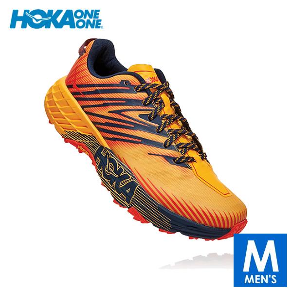 HOKA one one(ホカ オネオネ) メンズ トレイルランニング シューズ SPEEDGOAT 4 1106525 【トレイルランニングシューズ/トレイルラン/トレラン/靴】