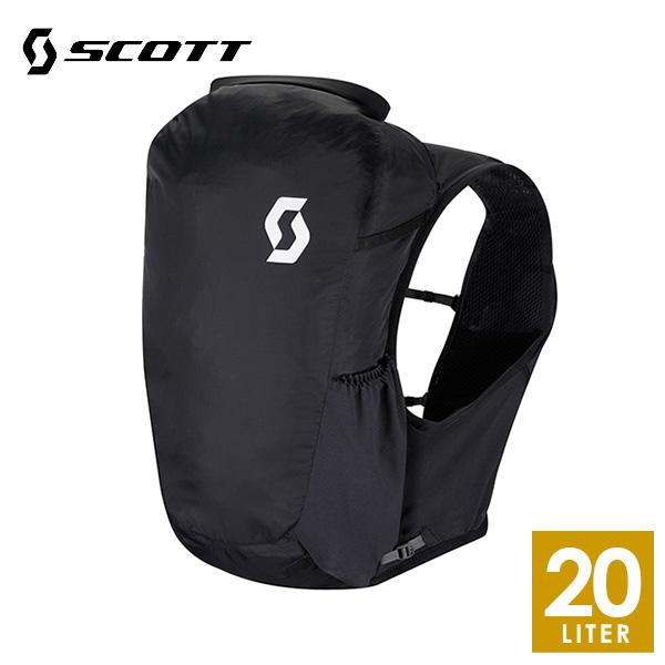 SCOTT(スコット) TRAIL KINABALU TR' 20 PACK メンズ・レディース ザック・バックパック・リュック(20L) 【トレイルラン/トレラン/ランニング/ジョギング/マラソン/アウトドア/自転車】