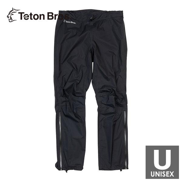 ティートンブロス メンズ・レディース ロングパンツ トレイルランニング・ウェア Teton Bros Feather Rain Pant 2.0 TB20102022 【トレイルラン/トレラン/ランニング/マラソン/トレッキング/ウェア】