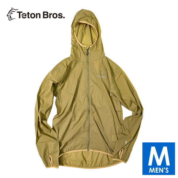ティートンブロス メンズ フルジップ パーカー ジャケット トレイルランニング・ウェア Teton Bros Wind River Hoody TB20119030 【トレイルラン/トレラン/ランニング/マラソン/トレッキング/ウェア】