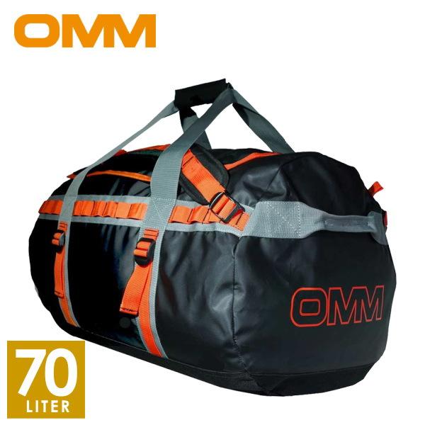 OMM オリジナルマウンテンマラソン Adventure Duffle 70 3WAYバッグ トレイルランニング リュック