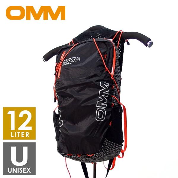 OMM オリジナルマウンテンマラソン Phantom 12L メンズ・レディース ザック・バックパック(12L) トレイルランニング リュック