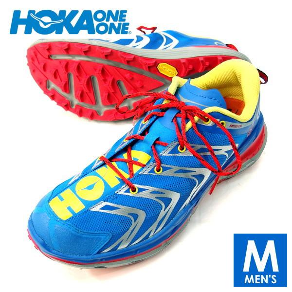 HOKA one one(ホカ オネオネ) メンズ トレイルランニングシューズ SPEEDGOAT(スピードゴート) 1008852 トレラン、靴