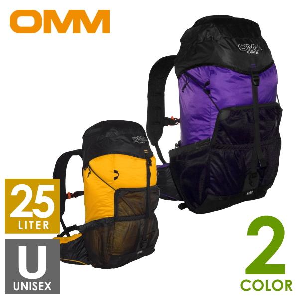 OMM オリジナルマウンテンマラソン Classic 25 メンズ・レディース ザック・バックパック(25L) トレイルランニング リュック OF002