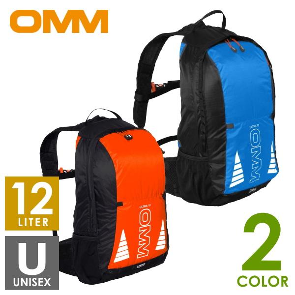 OMM オリジナルマウンテンマラソン Ultra 12 メンズ・レディース ザック・バックパック(12L) トレイルランニング リュック OF013