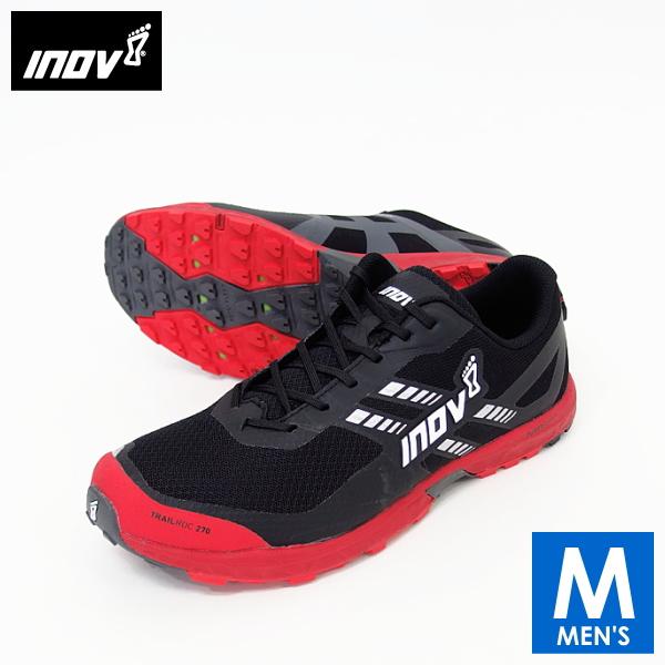 INOV8 イノヴェイト TRAILROC 270 MS メンズ トレイルランニング シューズ IVT2754BR 【トレイルランニングシューズ/トレイルラン/トレラン/靴/イノベイト】 IVT2754BR