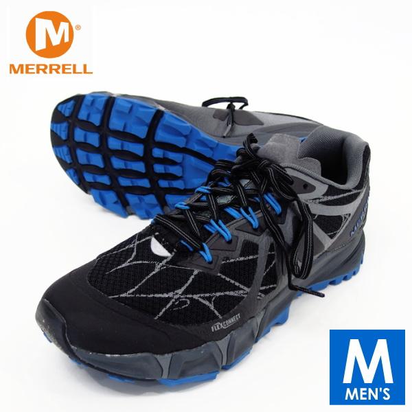 メレル MERRELL AGILITY PEAK FLEX メンズ トレイルランニングシューズ 37699