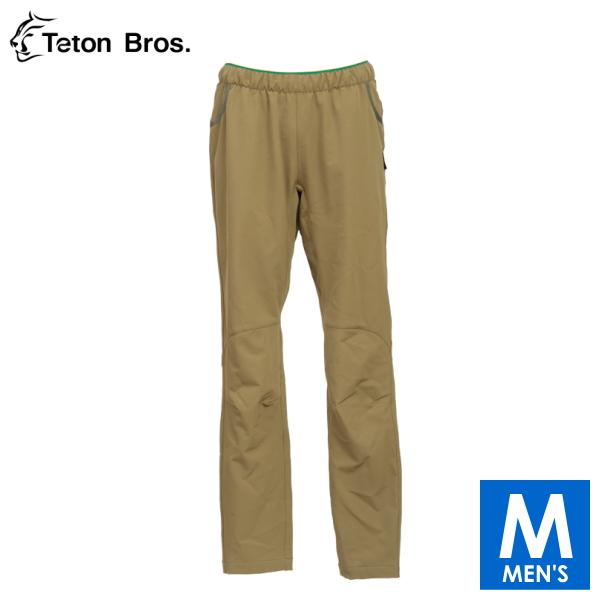 ティートンブロス メンズ ロングパンツ トレイルランニング・ウェア Teton Bros Scramblimg Pant TB1612402 【トレイルラン/トレラン/ランニング/マラソン/トレッキング/ウェア】