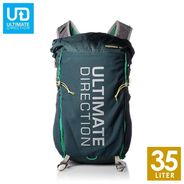 ULTIMATE DIRECTION アルティメイトディレクション FASTPACK 35 メンズ・レディース リュック・ザック・バックパック(35L) トレイルランニング 80456617SP