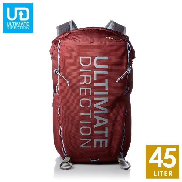 ULTIMATE DIRECTION アルティメイトディレクション FASTPACK 45 メンズ・レディース リュック・ザック・バックパック(45L) トレイルランニング 80456917CA